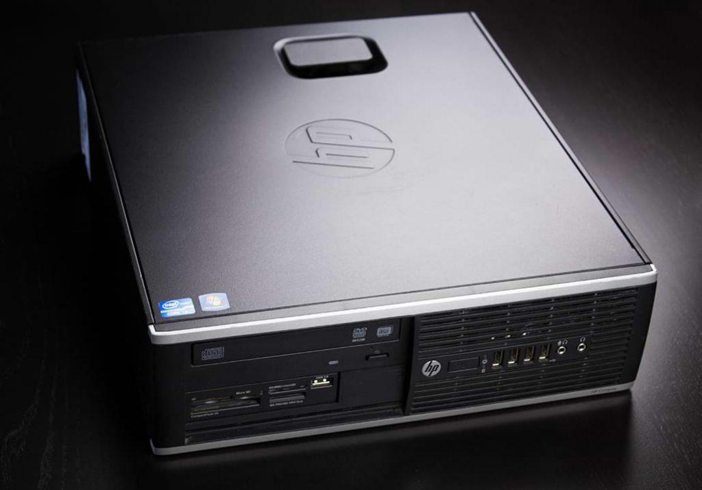 Servidor NAS casero con HP